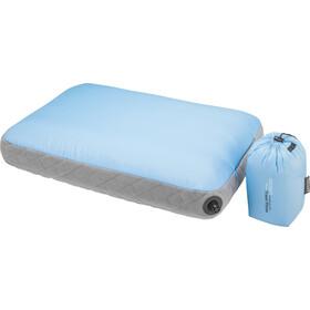 Cocoon Air Core Kussen Ultralicht, blauw/grijs